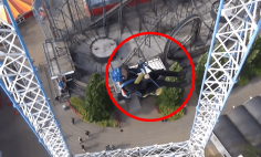This Guy Falls From 150 Feet… You Won't Believe What Happens Next!