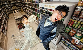 These Are The Most Awkward Engagement Photos You'll Ever See. #43 Is Just Weird!