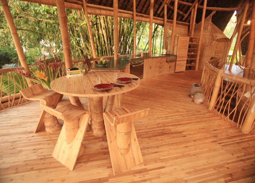 Bamboo Hut How To Build