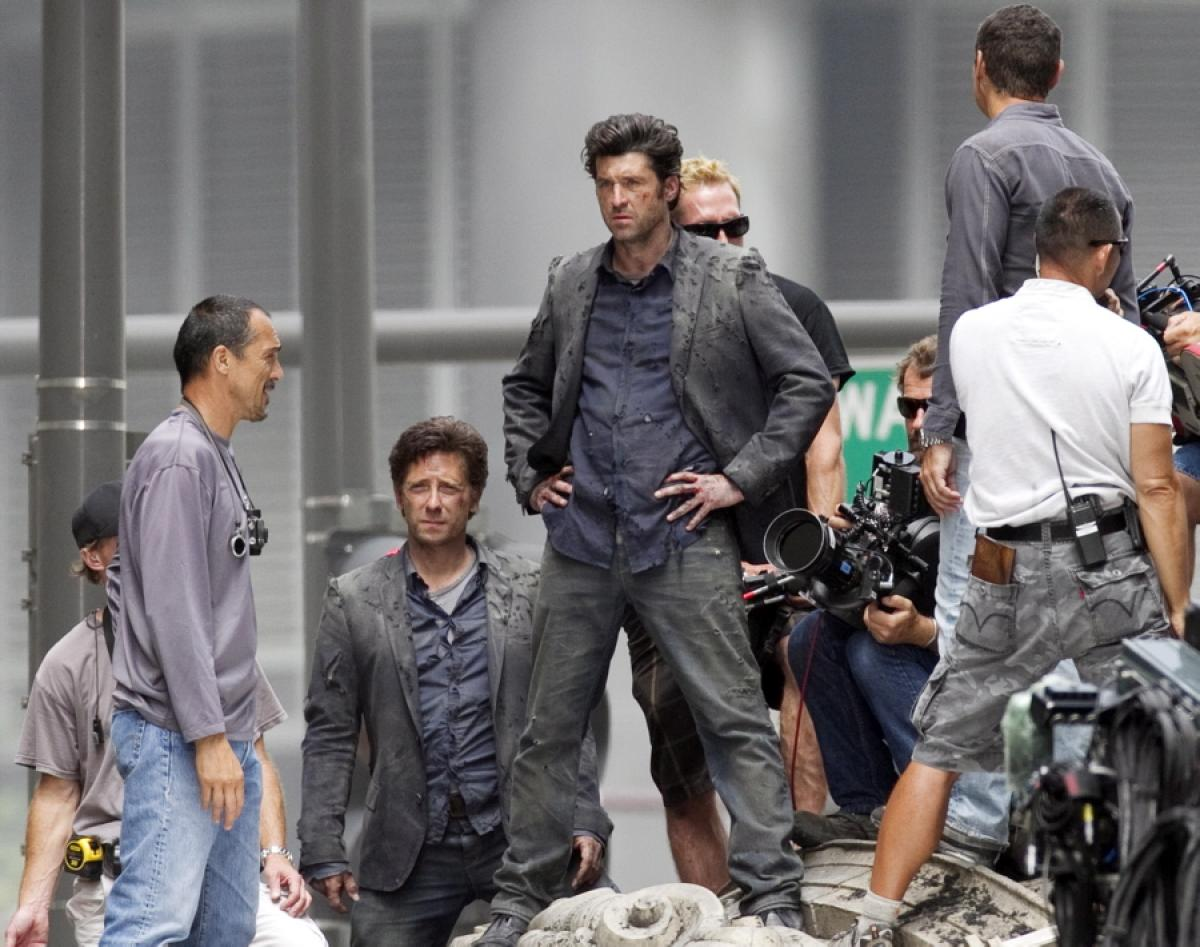 27 Celebrities With Their Stunt Doubles (#13 Is Insane ...