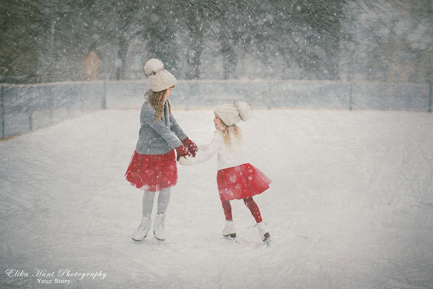 Children Playing in Estonia