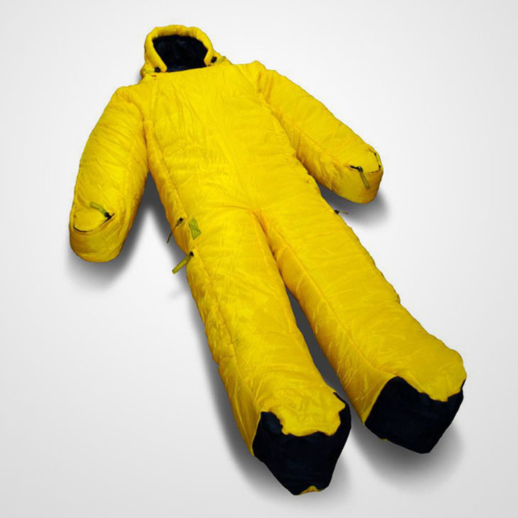 Sleeping Bag with Arms and Legs