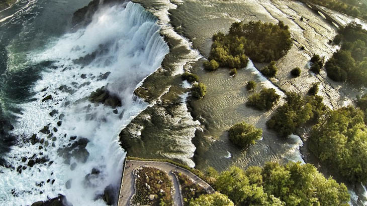 Breath-Taking Photos Captured By Drones