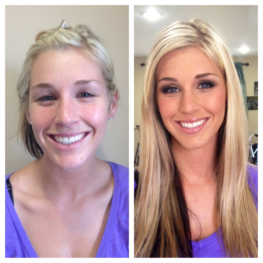 30 Before & After Photos That Shows The Power Of Makeup