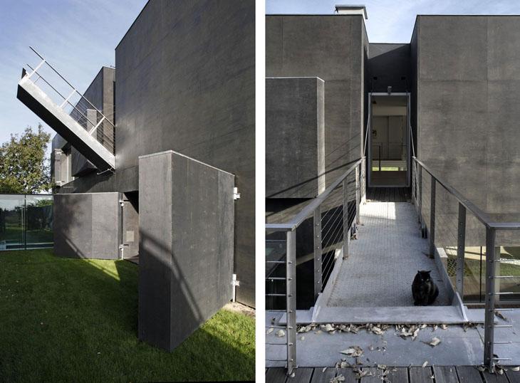 Zombie proof safe house