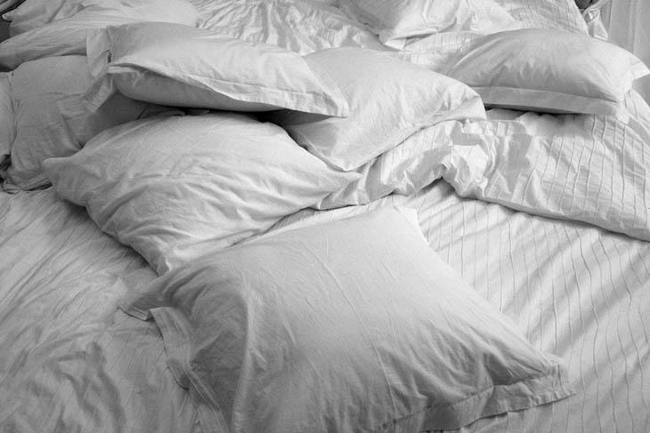 Get a better pillow