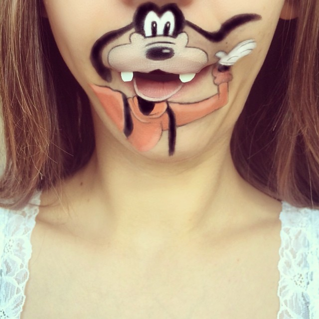 Cartoon Characters - Goofy