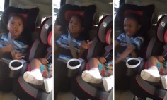 This Little Guy Is Upset Because His Mom Got Pregnant Again. Funny As Hell!