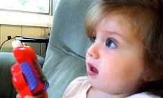 She Saw Rocket Launch For The First Time That Will Make You Smile. Too Cute!