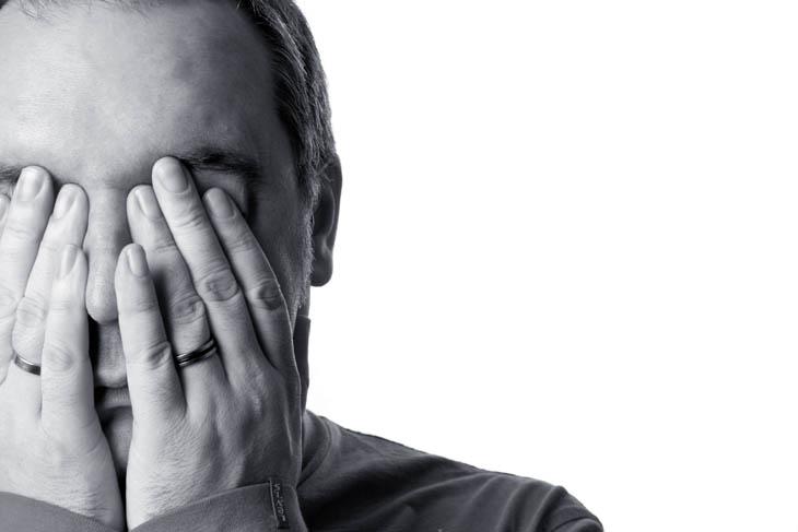 Bad Behaviors - Hiding from new life experiences.