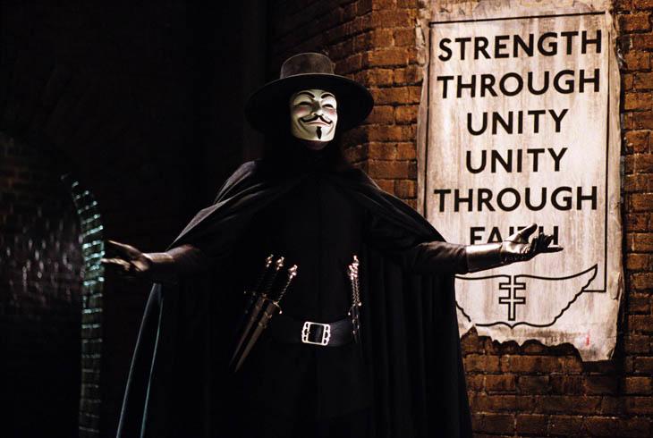 Best Movie Quotes - V for Vendetta (2006)