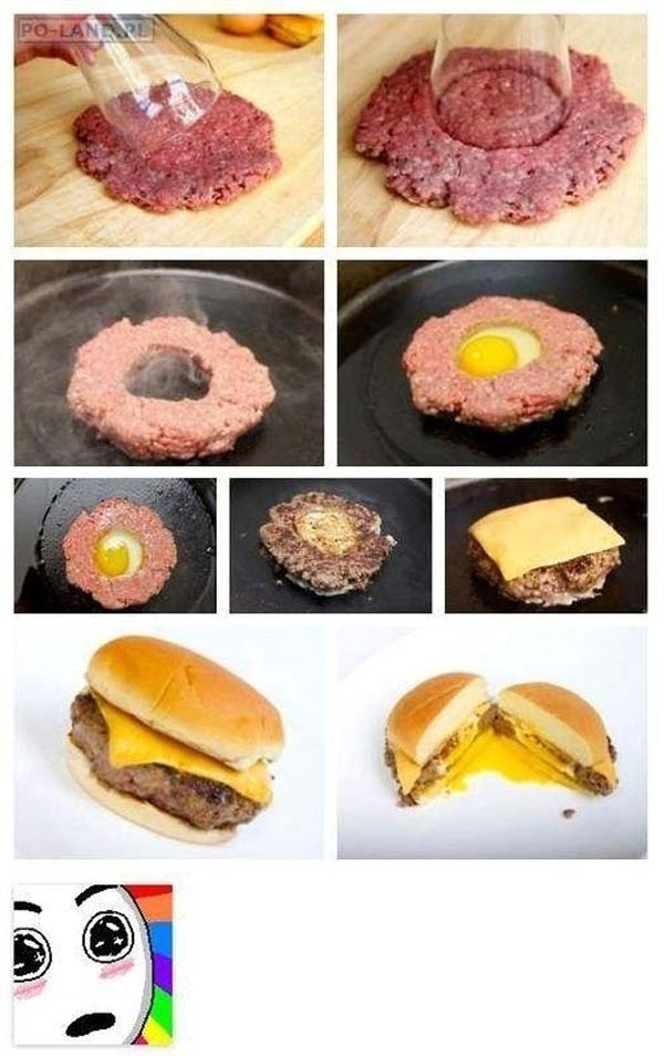 The best burger ever made. Well sort of!