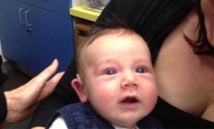 They Gave Hearing Aids To A Deaf Baby, And His Reaction Is PRICELESS! OMG!
