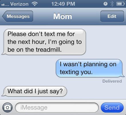 Funny Texts Between Parents And Their Children