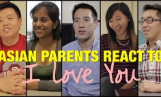 How Parents React When You Say I Love You To Them Will Melt Your Heart.