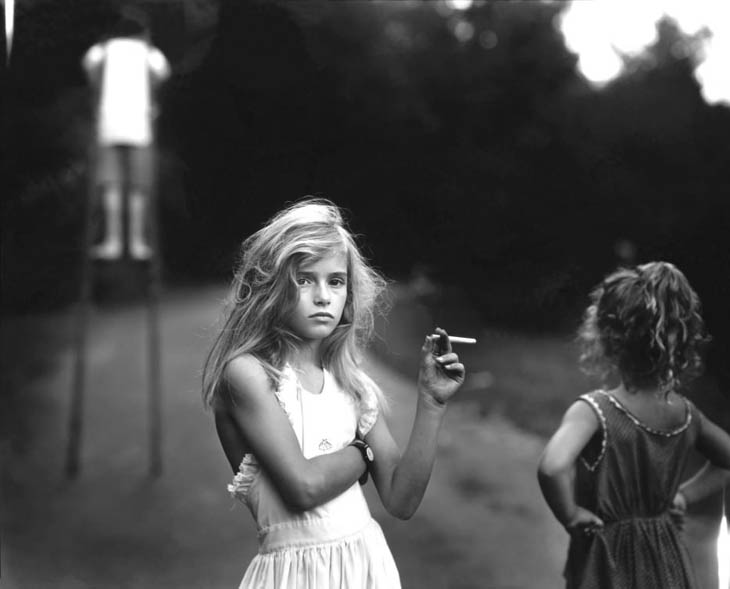 Powerful photos - Candy Cigarette