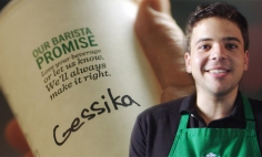 The Real Reason Why Starbucks Spells Your Name Wrong. This Is Genius!