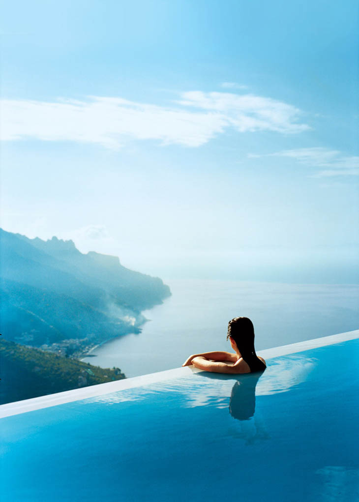 In this limitless pool.