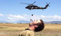 You Won't Believe What Off Duty Soldiers Do For Fun. It Looks Quite Awesome!