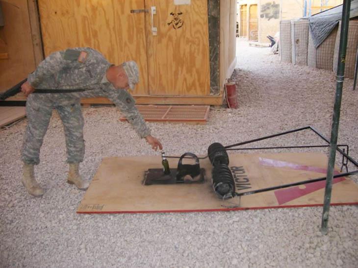 Enemy Trap Testing