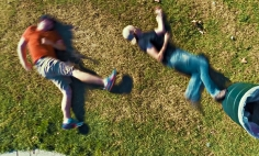 This Is The Best Stop-Motion Parkour Fight You've Ever Seen. WOW!