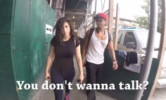 What It Feels Like To Be A Woman Walking In NYC. It's Too Shameful!