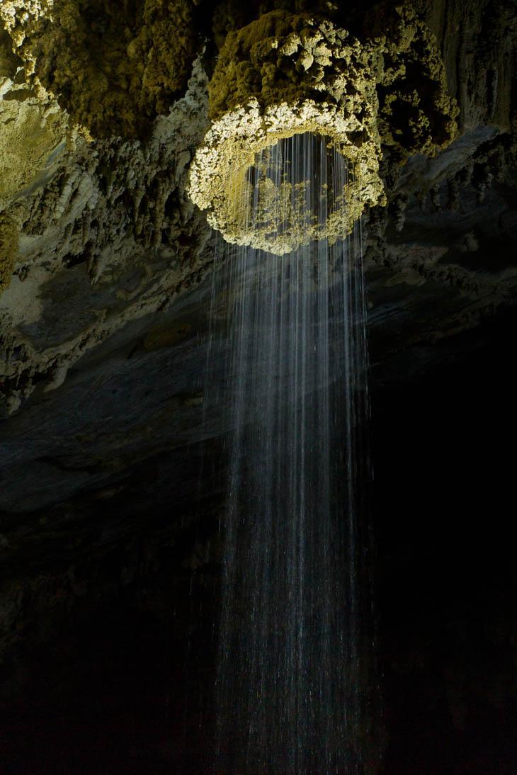 The Shower - Temimina Cave, Brasil