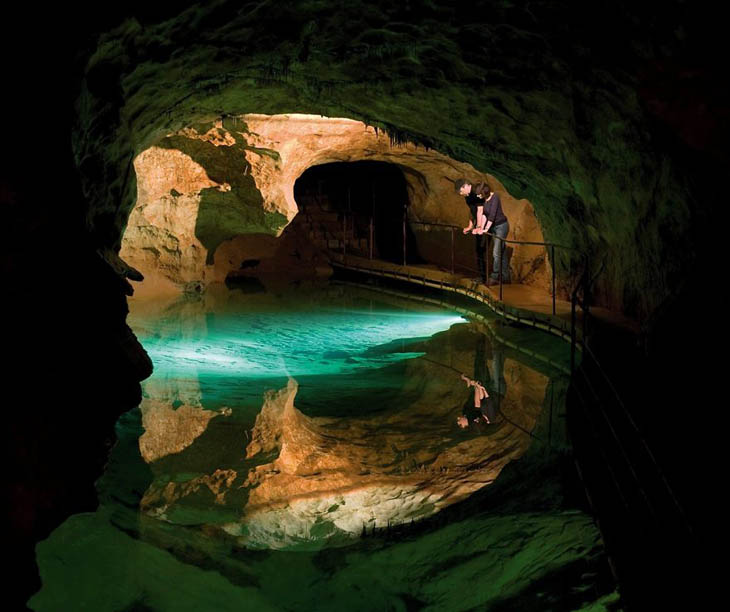 Jenolan Caves, New South Wales, Australia