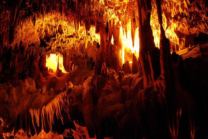 Drop Stone Cave, Antalya, Turkey
