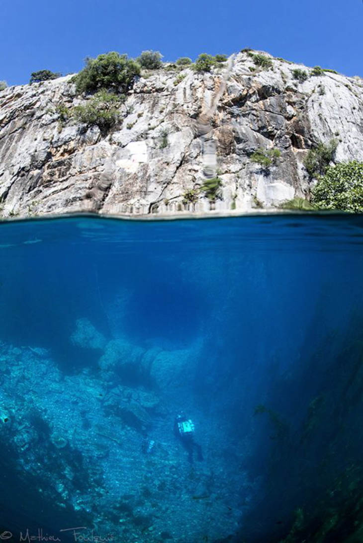 Mediterranean Sea, France