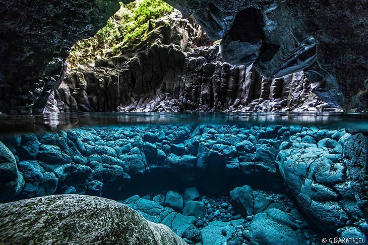 What Lies Below Water Surface Photos