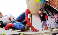 5yr Old Son Battling Cancer Gets A Best Birthday Surprise Ever. It's Heartwarming!