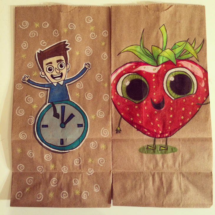 10th Doctor and Berry