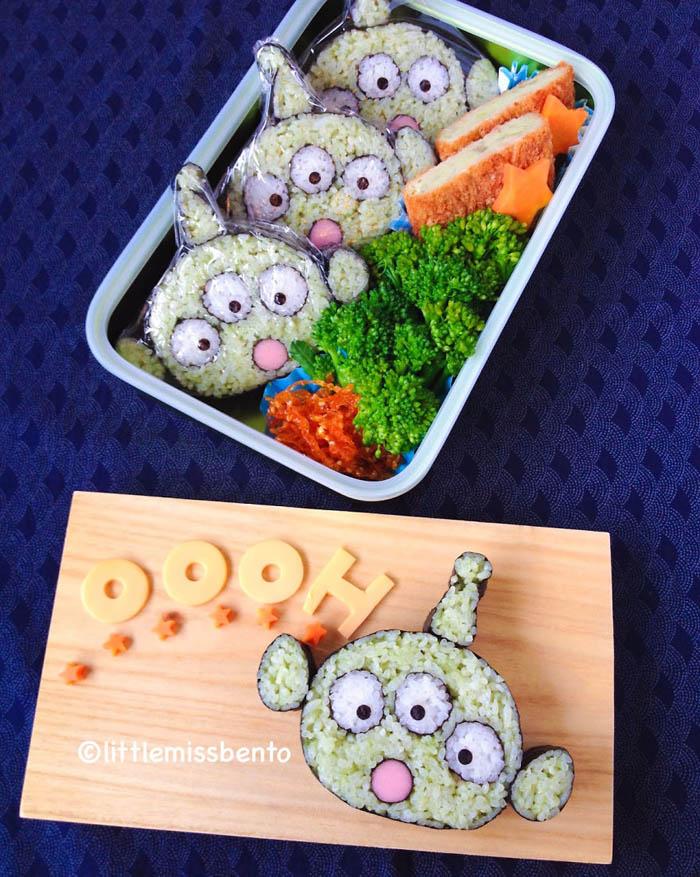 Alien Sushi