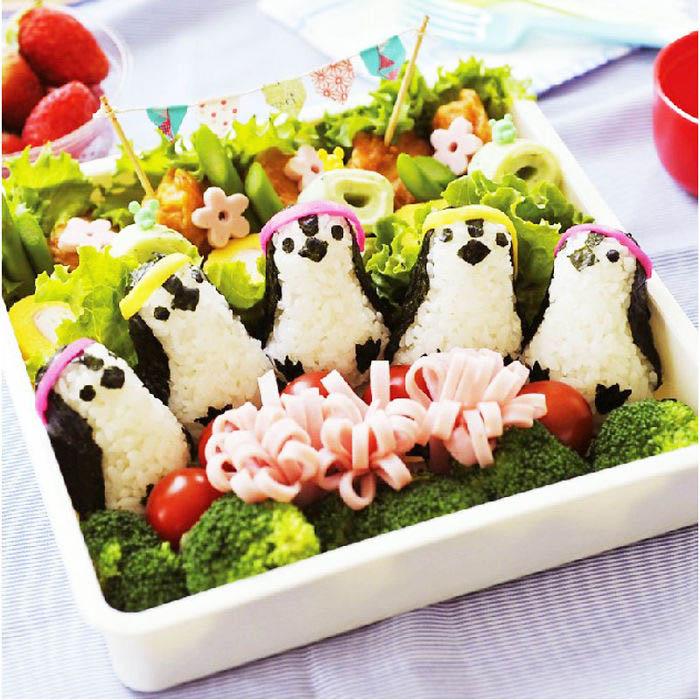 Penguin Sushi