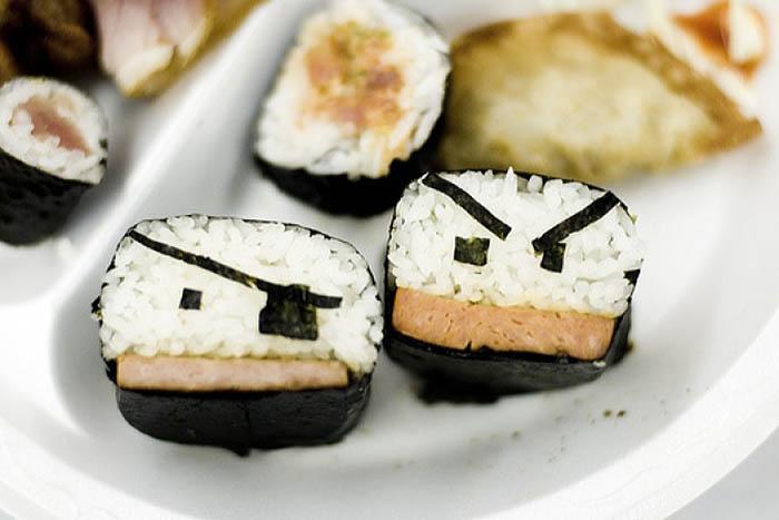 Pirate Sushi
