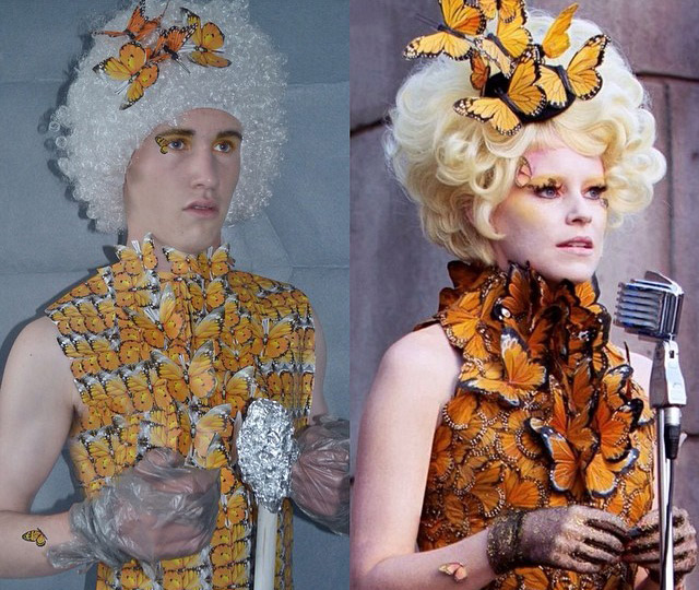 Effie from 'The Hunger Games'