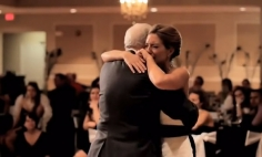 She Lost Her Dad Just Before Her Wedding, But What Her Brother Did Left Everyone In Tears.