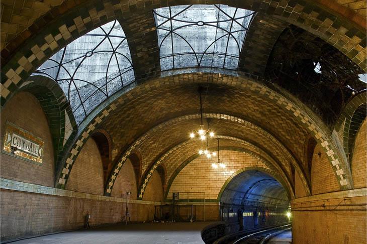 City Hall Station, New York