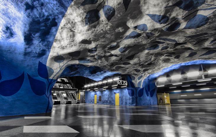 T-Centralen Station, Stockholm, Sweden