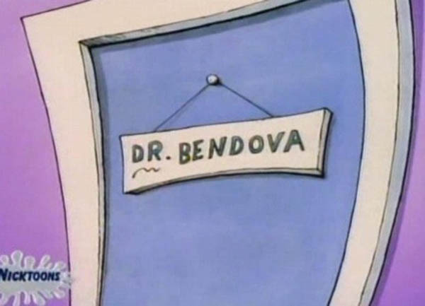 Childhood Shows Memory Ruined - Dr. who? on Rocko's Modern Life.