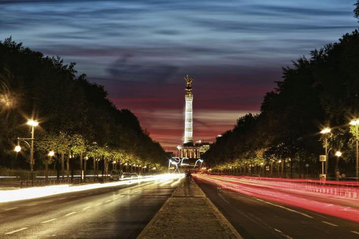 Berlin Triumph Pillar
