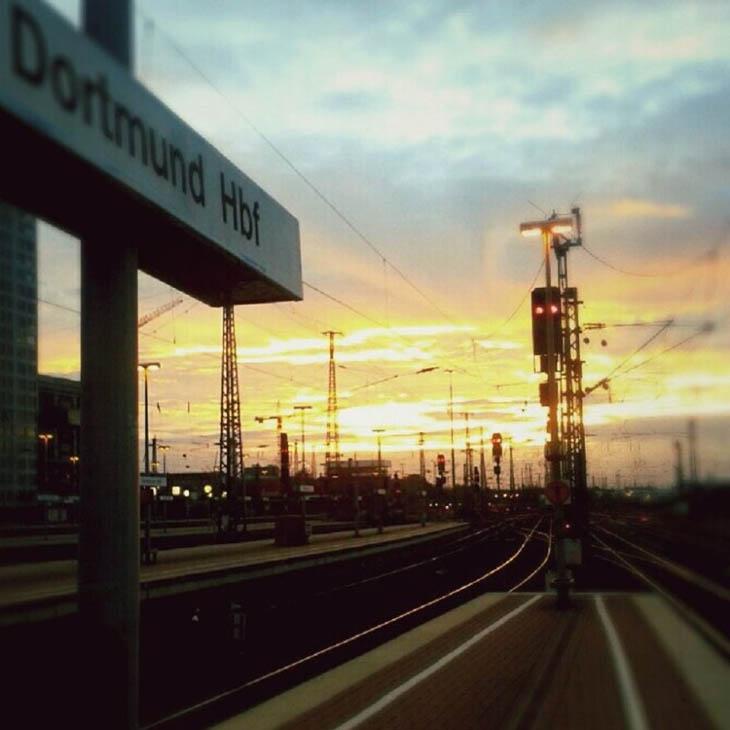 Dortmund (ger) Main Station