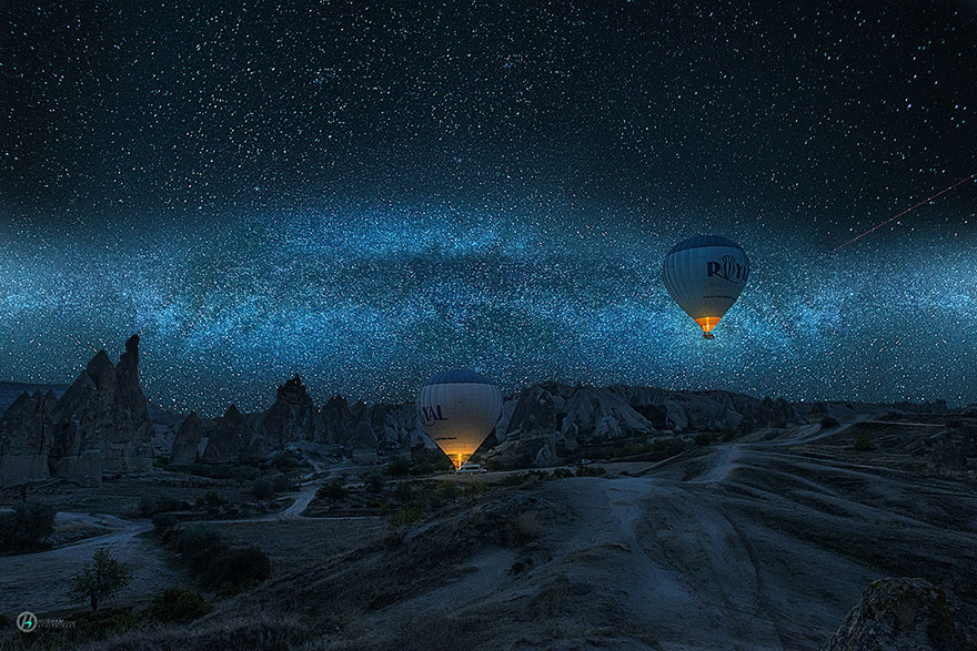 75 photos of most magnificent night sky around the world dreamy earth turkey thecheapjerseys Choice Image