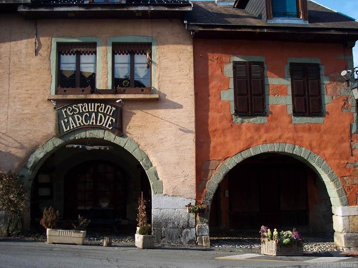 Restaurant L'Arcadie
