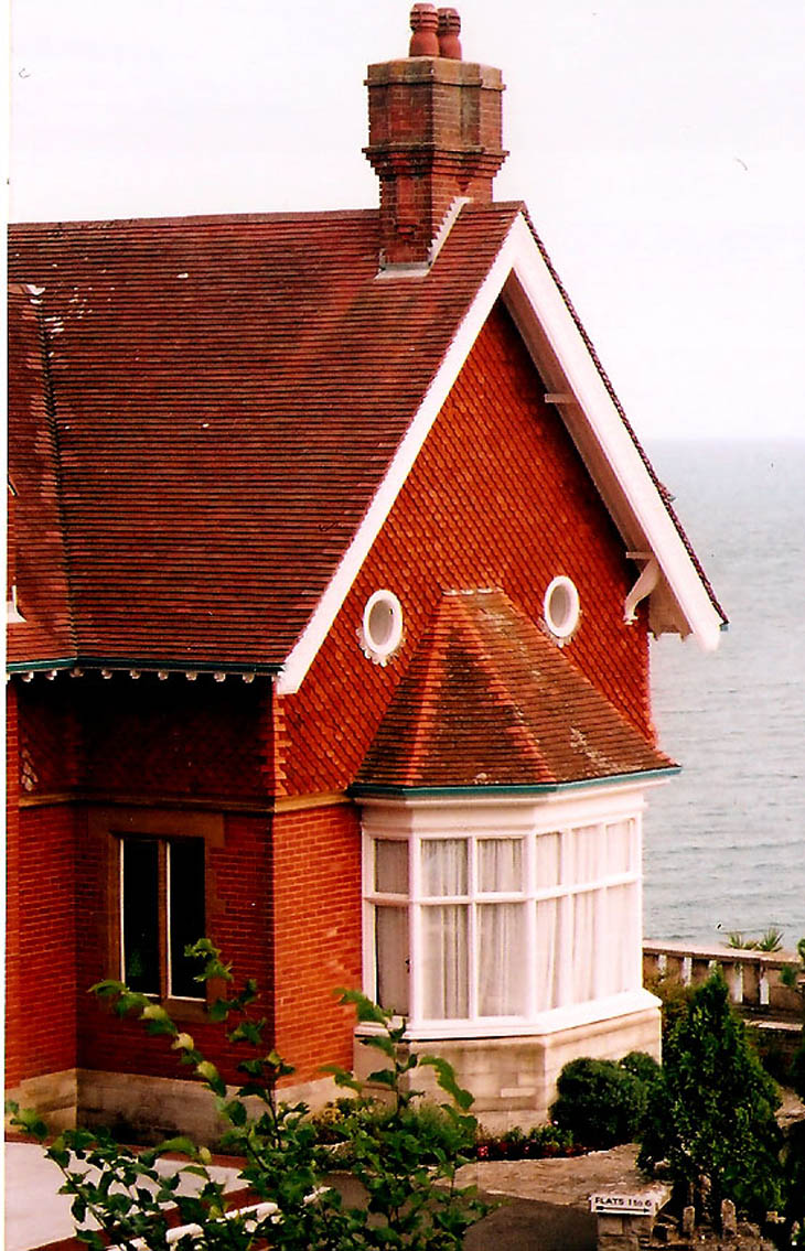 Houses with human faces - Smileyface House