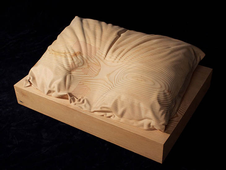 Wooden Shroud by Dan Web