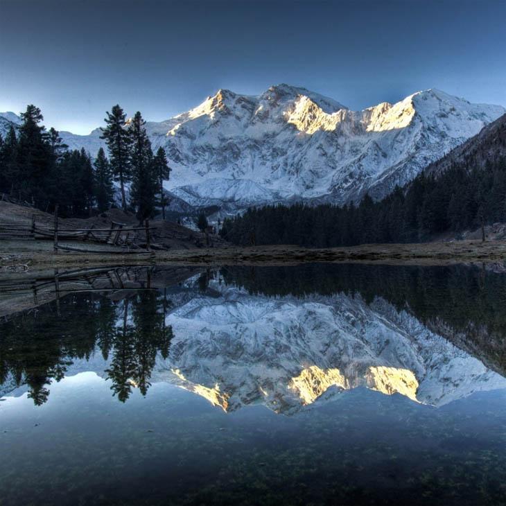 One of the highest mountain Nanga Parbat, Pakistan