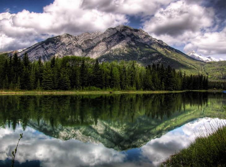 Banff National Park in Alberta, Canada