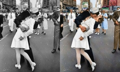 Artists Colorized These Historical Photos To Give Us A Fresh Look At the Past.